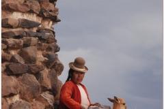 Peru 20070731 Puno Sillustani (10)