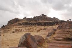 Peru 20070731 Puno Sillustani (4)
