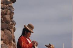 Peru 20070731 Puno Sillustani (8)