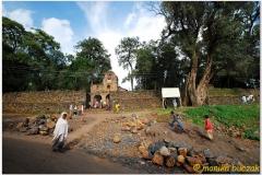 20090916 Gondar 2 - Debre Birhan Selassie (5)