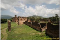 20090917 1 Gondar - royal enclosure (17)